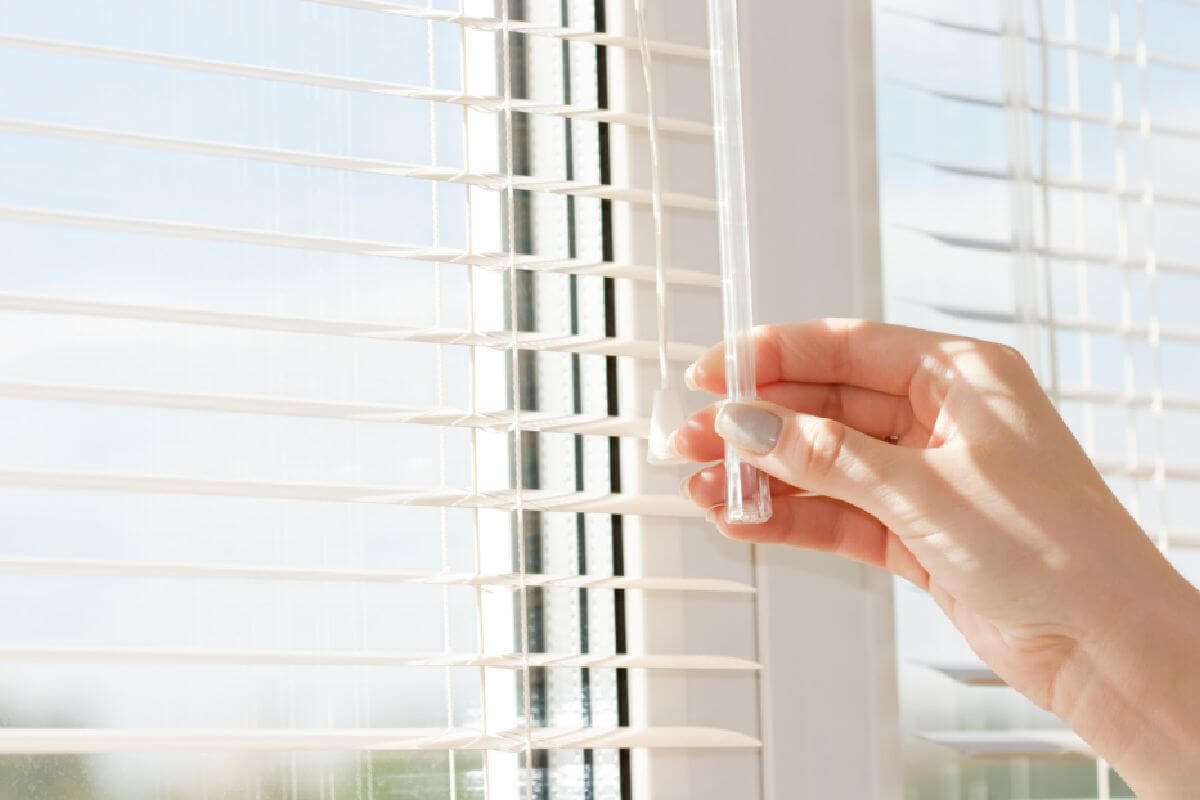 uPVC Window Blinds Warwickshire